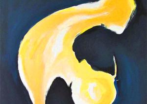 Bewegungslichter_II_135_110_vonmelms_zeitgenoessische-Malerei