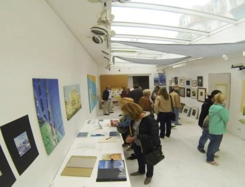 Tag der offenen Ateliers in Friedrichshagen 2014