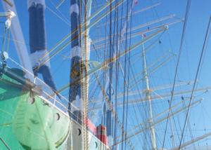 Segelschiffe-Fotografie