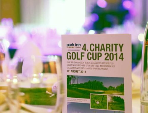 Golf Charity Michael Stich Stiftung