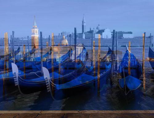 Venedig Berlin Doppelmotiv